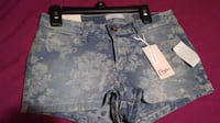 Woman's size 1 Candie's and Mudd Shorts, with all tags still attached!! Kingsport