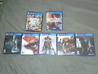 Sony New never opened PS4 game lot Kinzers, 17535