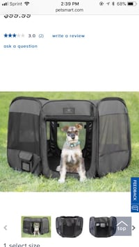 DOG PLAYPEN Lorton, 22079
