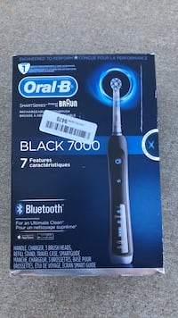Wanting to sell this OralB rechargeable toothbrush brand new still in the box  Centerton, 72719