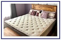 Year-End Closeout Sale! Brand New Mattresses