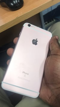 rose gold iPhone 6s Plus Shreveport, 71107