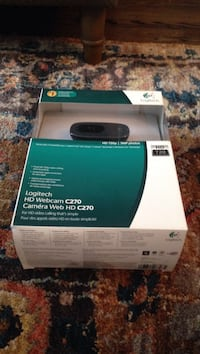 Logitech HD Webcam C270 Toronto, M9N 2L7