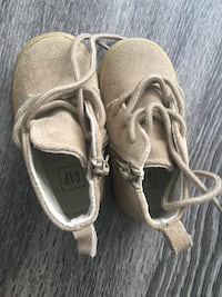 Toddler Gap shoes, size 5, new ones, not used.  Toronto, M1K 2W8