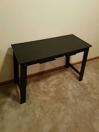 rectangular black wooden side table Virginia Beach, 23455