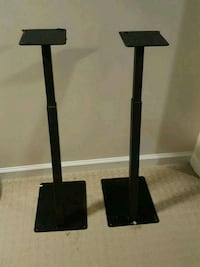 Omni rear speaker stands (metal)  Herndon, 20170