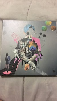 SHINee : The misconception of me album Bell Gardens, 90201