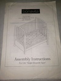 Bonavita Baby Crib Fountain Valley, 92708