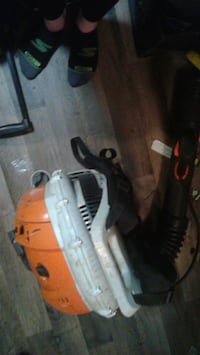 Stihl back pack blower Vancouver, V5S 3V6