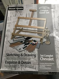 Sketching & Drawing Complete Easel Set Centreville, 20121