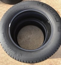 MICHELIN P245/60 R18 tires  Virginia Beach, 23455