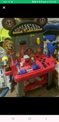 Mickey Mouse Work Bench