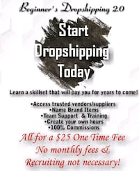 Learn To Dropship. Contact Me Today Hyattsville