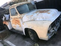 Ford - F-100 - 1954 Downey, 90240