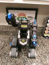 Imaginext Batman Batbot no remote   Gaithersburg, 20886