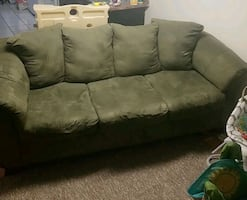 Moving out sale!! Sofa and Recliner chair