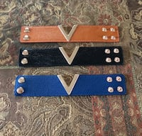 Louis Vuitton inspired bracelets  Great Falls, 22066