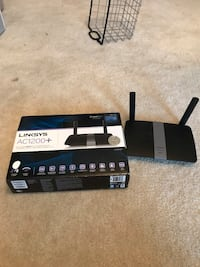 Wireless router Linksys AC1200+ model EA6350 Fredericksburg, 22408