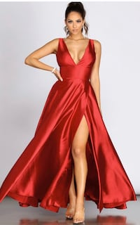 Cami ravishing Satin Dress Woodbridge, 22193