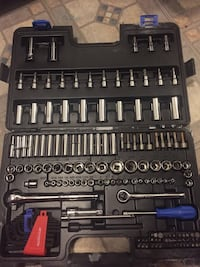CraftMaster 92 piece ratchet set Ottawa, K2B