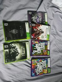 Xbox 360 games Spruce Grove, T7X 0G9