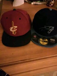1 snap back and 1 fitted Fort Worth, 76133