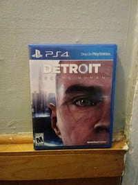 PS4 detroit game Hagerstown, 21740
