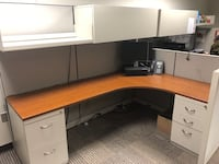 FIVE (5) Cubicles for $1000 (OBO) GREAT DEAL! Washington, 20036