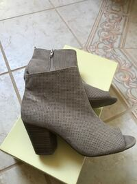 Women's fall suede ankle boots Meridian Charter Township