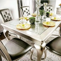 7 piece Dining Table Chairs  Las Vegas, 89109