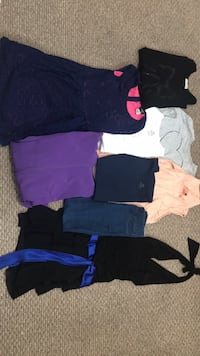 Between 10 and 12 year old girl clothing $25 or OBO