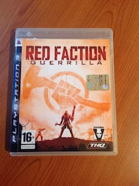 Red Guerilla PS3