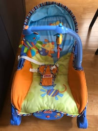 Fisher Price Vibrating Rocking Chair  Ancaster, L9G 4Y1