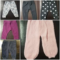 Infant girl pants, 3-12mths Whitby