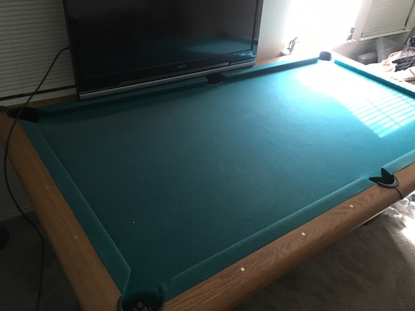 Used AMF Playmaster POOL TABLE For Sale In Arlington Letgo - Playmaster pool table