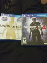 Uncharted Collection 1 -4 Games Toronto, M3N 2H3