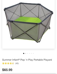 Summer infant playard New York, 10023