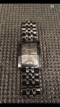 Brand new men's watch needs a battery Whitby, L1N 1W4