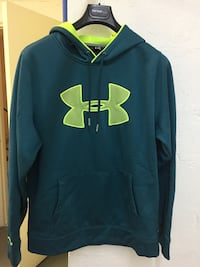 Turquoise/Green Under Armour Hoodie St Catharines, L2T 3K6