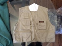 Fishing Vest for Adult Toronto, M5M 3M5