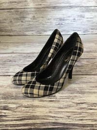 Black and white heels by Browns Mississauga, L5V 1L6