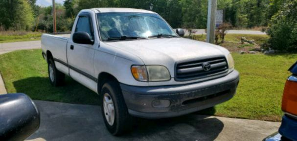 Photo 2001 Toyota Tundra Regular Cab 4AT