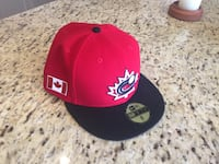 Official Team Canada hat for 2017 World Baseball Classic.  Size 8, never worn, ordered online, too big. Oakville, L6L 2Z2