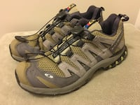 Salomon hiking/trail running shoes, mens 7 Charleston, 29455