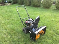 YardMachines Compact 2 Stage Snow Blower with Electric Start & MORE Greenlawn, 11740