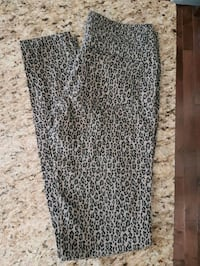 Animal Print Skinny Jeans (Size Small) Courtice, L1E