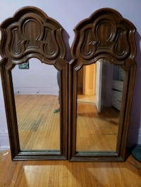 Two large Stylish Mirrors for Sale Toronto, M6E 1A1