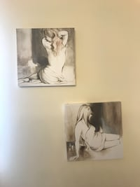 2 small paintings New Tecumseth, L9R 0C2