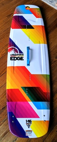 Liquid Force Edge Kiteboard 146cm Harrison, 07029