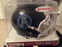 Chad Owens Autographed Helmet Guelph, N1G